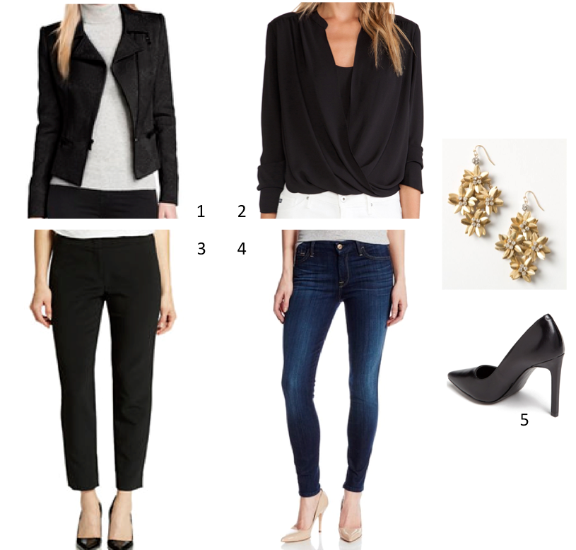 top 5 wardrobe investments