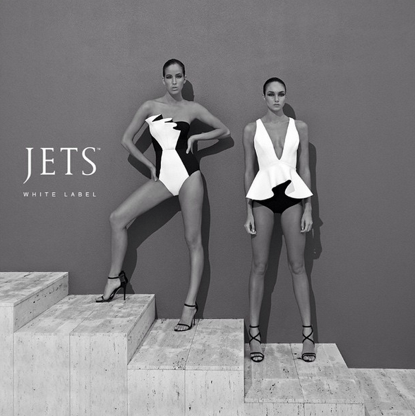 fashion friday: JETS swimwear