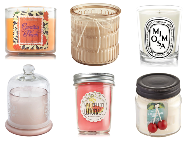 summertime scents