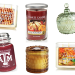 fall's favorite candles