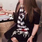 gift guide: the monogrammed scarf