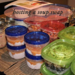 hosting a soup swap