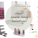 small space living solutions