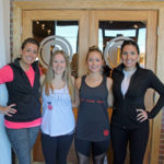 my first pure barre class