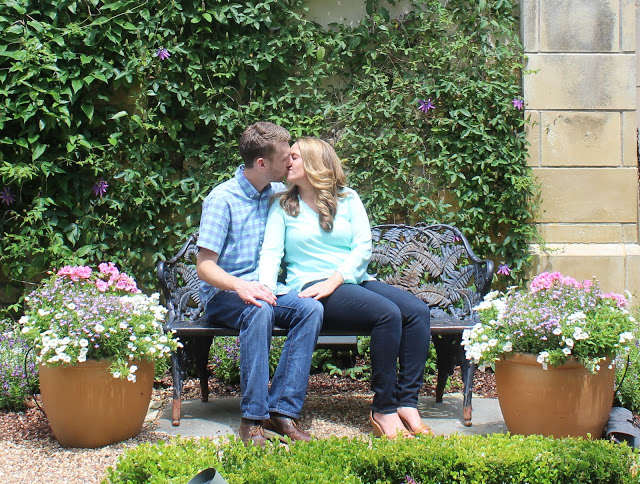 engagement: elizabeth and aaron
