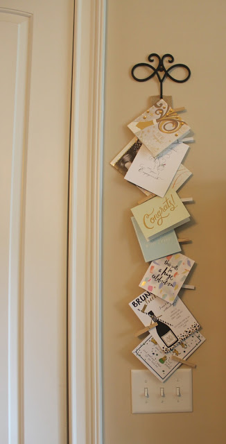diy card display