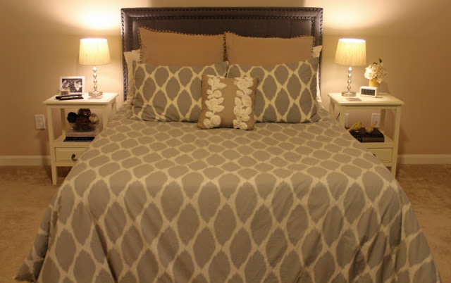 atlanta home tour: guest room