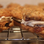 easy oatmeal raisin whoopie pies