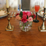 valentine's table // two ways