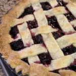 betty's cherry pie with homemade crust