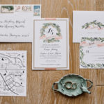 our wedding // paper goods