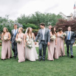 our wedding // bridal party